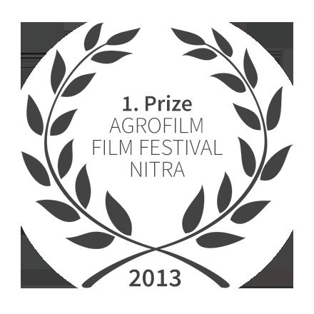 www.agrofilm.sk Erster Preis, Sieger, Gewinner beim 29. internationalem AGROFILM Festival in Nitra,